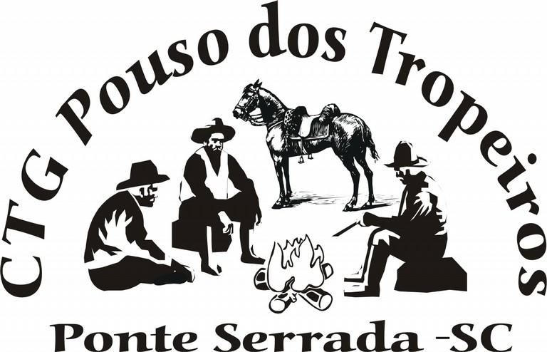 Logotipo CTG Pouso dos Tropeiros - big