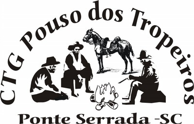 Logotipo CTG Pouso dos Tropeiros - small