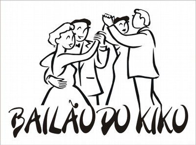 Logotipo Bailão do kIkO - small